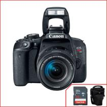 Camera Canon T7i Com 18-55mm F/4-5.6 Is Stm - Qualityimport