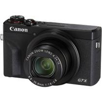 Câmera compacta avançada Canon Powershot G7X Mark III -