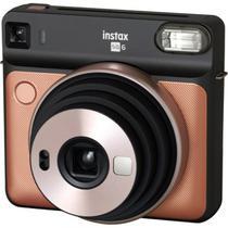 Câmera de filme instantâneo FUJIFILM INSTAX SQUARE SQ6 (Blush Gold) -