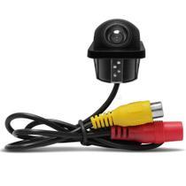 Camera De Re Colorida - Tartaruga Universal  - Compatível Com Monitores LCD e DVDs - Blindada - E-Tech / Hurricane