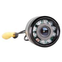 Camera De Ré Com Infra Vermelho Visão Noturna Prova D Agua - Quanta -