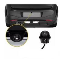 Camera de re modelo tartaruga fixa no parachoque - First Option