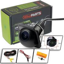 Camera De Re Tartaruga Colorida 20mm Visao Noturna Pi0009 - Winnparts
