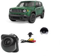 Camera de ré tartaruga colorida visão noturna Jeep Renegade - Tiger auto