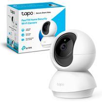 Câmera de Segurança Interna WiFi TP-Link Tapo C200 1080p 2MP Infravermelho 9m Cartão SD Até 128GB -