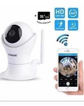 Câmera De Segurança Jortan 8165hp Wireless Ipc360 Wifi -