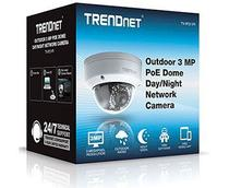 Camera de Vigilancia Trendnet IP 3MP Dome Metal (TV-IP311PI)