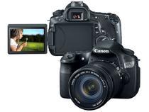 Câmera Digital Canon EOS 60D 18MP - Lente EF-S 18-135mm f Filma em Full HD
