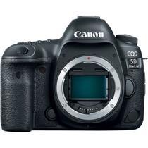 Câmera digital canon eos dslr 5d mark iv corpo -