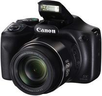 Câmera Digital Canon Powershot SX540 HS Wi-Fi 20.3MP Zoom Óptico 50X Vídeo Full HD -