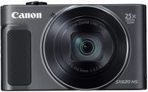 Câmera Digital Canon Powershot SX620 HS Wi-Fi 20.2MP Zoom Óptico 25X Vídeo Full HD -