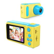 Camera Digital Criança Infantil Filmadora Kids Foto Tela LCD - Ideal