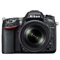 Câmera Digital D7100 + Lente 18-55MM F/3.5-5.6G ED II AF-S DX - Nikon