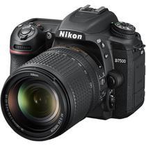 Câmera Digital DSLR Nikon D7500 lente de 18-140mm -