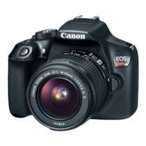 Câmera Digital EOS Rebel T6 com EF-S 18-55 mm III Canon -