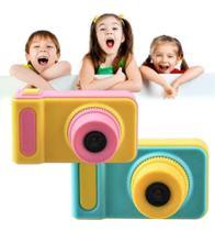Câmera Digital Fotografica Kids Criança Selfie 3.0m Oferta - Dgs