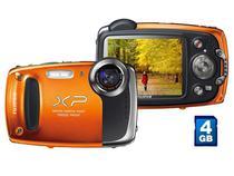 """Câmera Digital Fujifilm Finepix XP50 14MP LCD 2.7"""" - Zoom Óptico 5x Foto Panorâma Full HD Prova de Água"""
