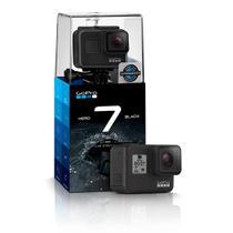 Camera Digital GoPro Hero 7 Black Ultra HD 12.1Mp com 4K  Go Pro -