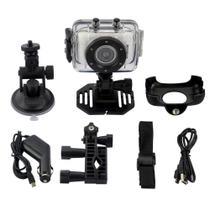Câmera Digital HD Action Camcorder Sports A Prova D Água -