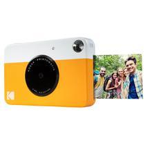 Câmera digital instantânea Kodak 5MP Printomatic Amarela -