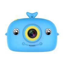 Câmera Digital Kids de Alta Definição - Para Crianças - Câmera 2.0 - Azul - Rts