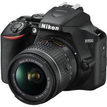 Câmera Digital Nikon D3500 DSLR com lente 18-55mm -