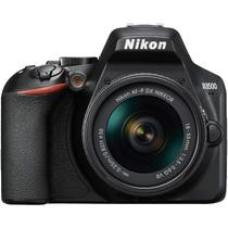 Câmera Digital Nikon D3500 Kit 18-55 VR/ 24.2MP - Preto - Buybox