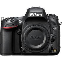 Câmera Digital Nikon D610 - Corpo -