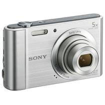 Câmera Digital Sony Cyber-Shot 20.1 MP DSC-W800 -