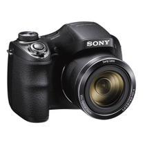 Câmera Digital Sony Cybershot Dsc-H300 20.1MP Zoom Óptico 35X Vídeo HD -