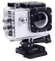 Câmera Digital Sport 1080p Full Hd Tela Lcd + Acessórios -