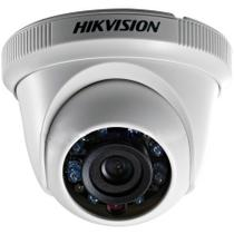 Câmera Dome Full HD Hikvision 3.6mm 1080p 20Mts Infravermelho - DS-2CE5AD0T-IRP