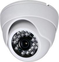 Camera Dome Infra Vermelho 24 Leds HD - E-Think