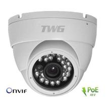 Camera dome metal ip 2mp 1/3 24led onvif twg -