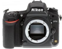 Câmera DSLR NIKON D750 - CORPO -