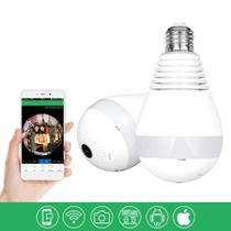 Camera escondida na lampada - Lintian -