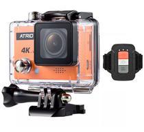 Câmera Esportiva Atrio 4k Capacete Mergulho Filma Pro Wifi -