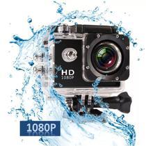 Câmera Filmadora Ação Capacete Esporte Mergulho Acessórios - Action Cam