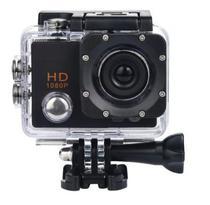 Câmera Filmadora Action Sports Cam A Prova Dágua 30m Capacete Hd 1080p - Fenix