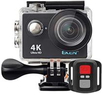 "Câmera Filmadora Eken H9R Full HD 4K 12MP, Tela LCD 2"" -"