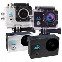 Câmera Filmadora HD 1080p Ação Capacete Mergulho Prova Dágua - Tomate