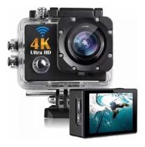 Câmera Filmadora Sport 4k Ultra Hd Estilo -