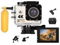 Camera Fotografica Go Filmadora Full Hd Pro Action + Boia - Navcity