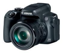 Câmera Fotográfica Powershot SX70 HS Canon Preta -