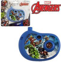 Câmera Fotográfica Vingadores Brinquedo Avengers - 133562 - Etilux