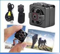 Câmera Full Hd 1080p Sq8 Espiã - Ybx