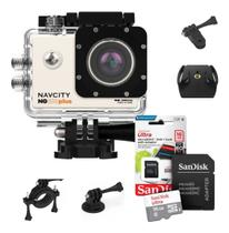 Camera Go Filmadora Full Hd Pro Action Can +sandisk 32gb - Navcity