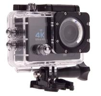 Camera GoCam Action Pro Sport 4k Full Hd Prova Agua Wifi  Moto Mergulho Capacete Skate Surf Bike