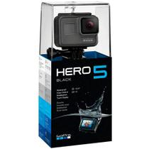 Câmera GoPro 5  Black Tela Lcd 12MP, 4K Prova D'água, GPS Completa -