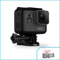 Câmera GoPro Hero 6 Black -